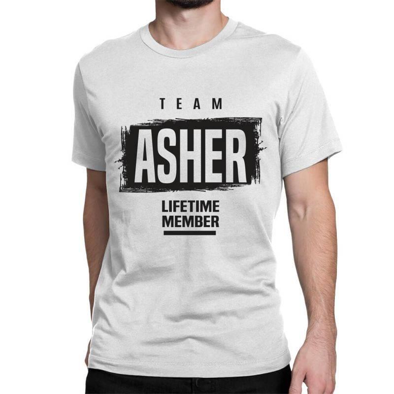 Asher Classic T-shirt | Artistshot