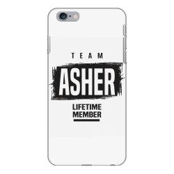 Asher iPhone 6 Plus/6s Plus Case   Artistshot