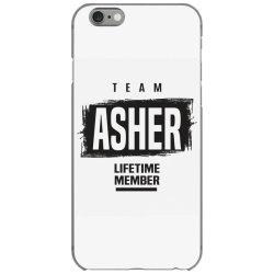 Asher iPhone 6/6s Case   Artistshot