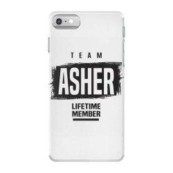 Asher iPhone 7 Case   Artistshot