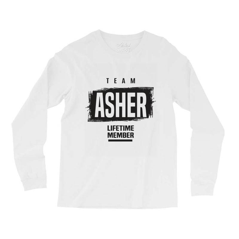 Asher Long Sleeve Shirts | Artistshot