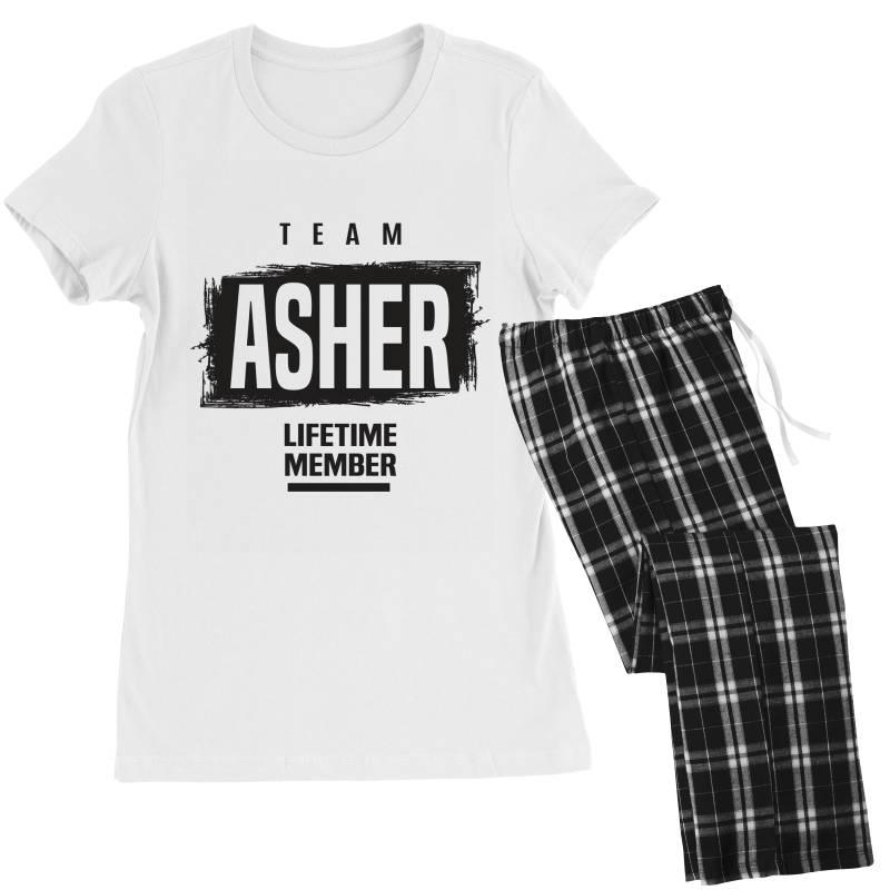 Asher Women's Pajamas Set   Artistshot