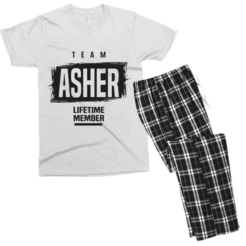 Asher Men's T-shirt Pajama Set | Artistshot