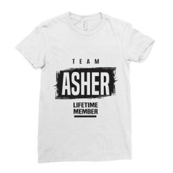 Asher Ladies Fitted T-Shirt | Artistshot