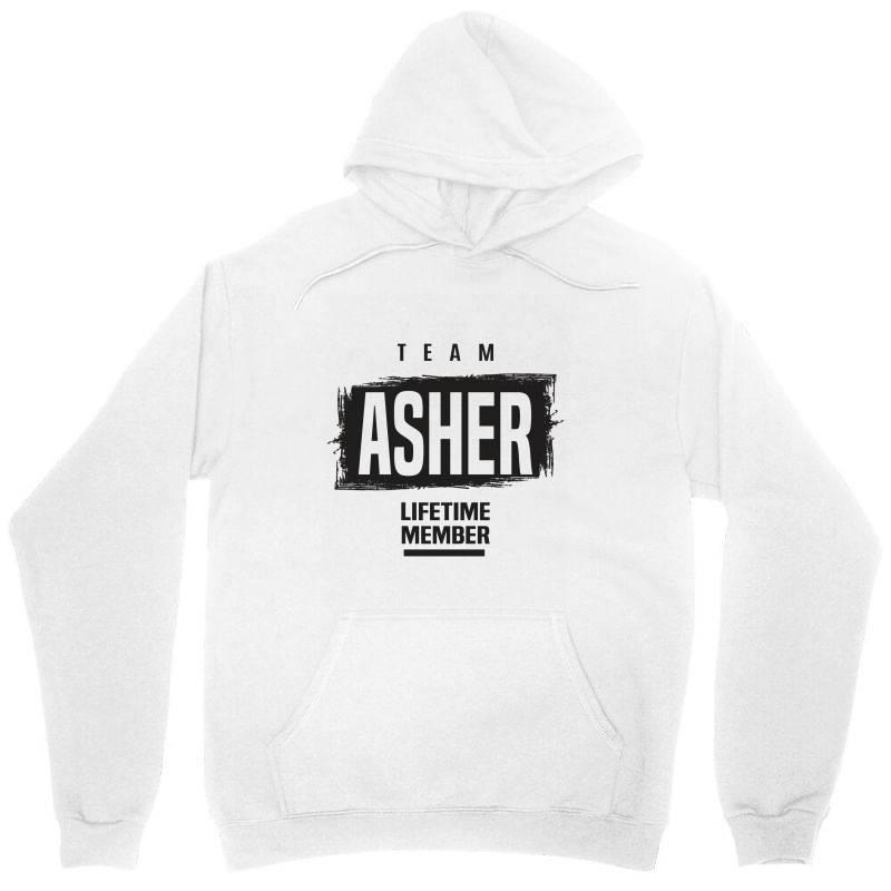 Asher Unisex Hoodie | Artistshot
