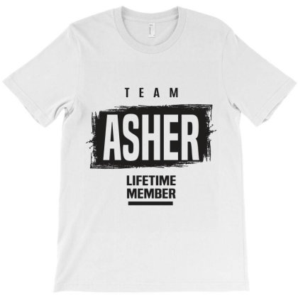 Asher T-shirt Designed By Chris Ceconello