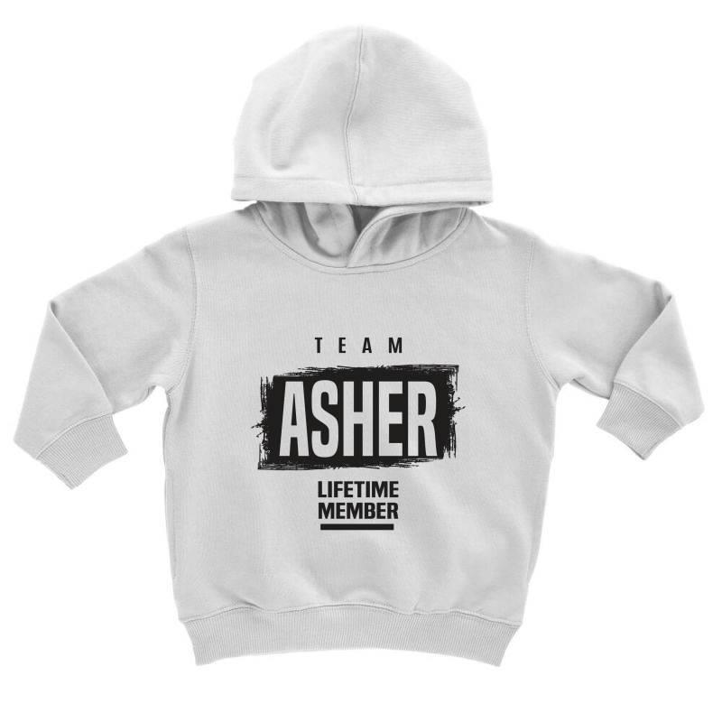 Asher Toddler Hoodie | Artistshot