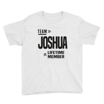 Joshua Youth Tee Designed By Chris Ceconello