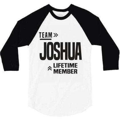 Joshua 3/4 Sleeve Shirt Designed By Chris Ceconello