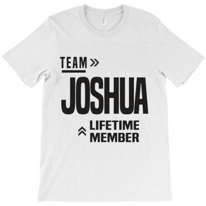 Joshua T-shirt Designed By Chris Ceconello