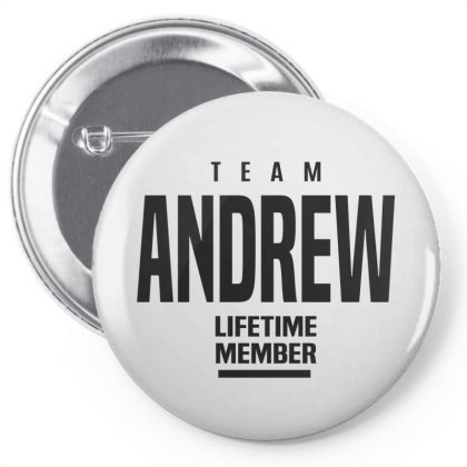 Andrew Pin-back Button Designed By Chris Ceconello