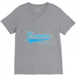 setica-mommy-since-2010 V-Neck Tee | Artistshot