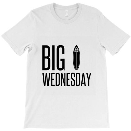 Big Wednesday T-shirt Designed By Perfect Designers