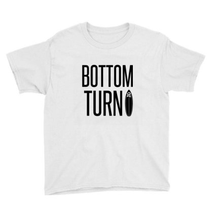 Bottom Turn Youth Tee Designed By Perfect Designers