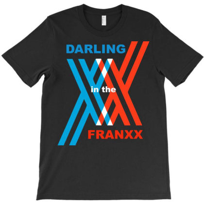 Darling In The Franxx T-shirt Designed By Kiva27