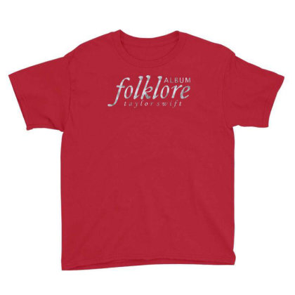 Folklore Album. Youth Tee Designed By Kiva27