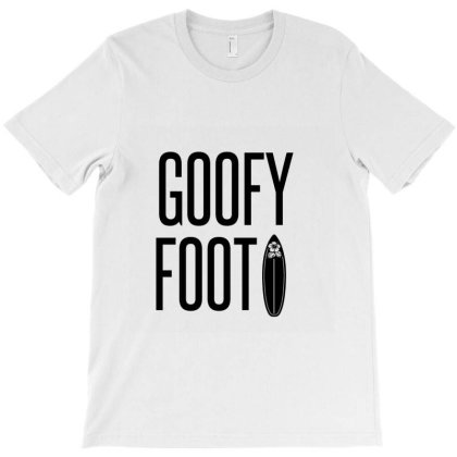 Goofy Foot T-shirt Designed By Perfect Designers