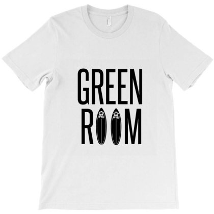 Greenroom– The Inside Of A Barrel T-shirt Designed By Perfect Designers