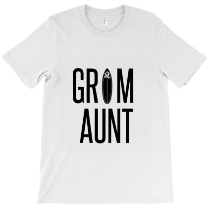 Grom Aunt T-shirt Designed By Perfect Designers