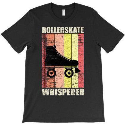 Roller Skates Inlineskates Whispere T-shirt Designed By Bettercallsaul