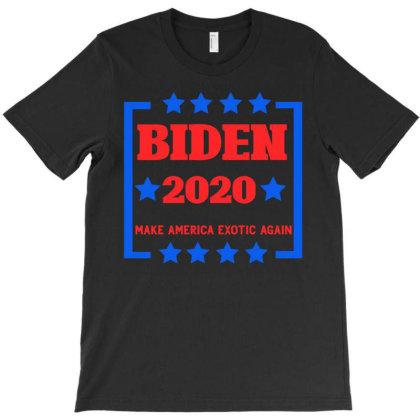 Joe 2020 T-shirt Designed By Bettercallsaul