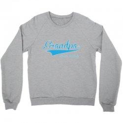 grandpa since 2014 Crewneck Sweatshirt | Artistshot