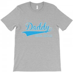 daddy since 2016 T-Shirt | Artistshot