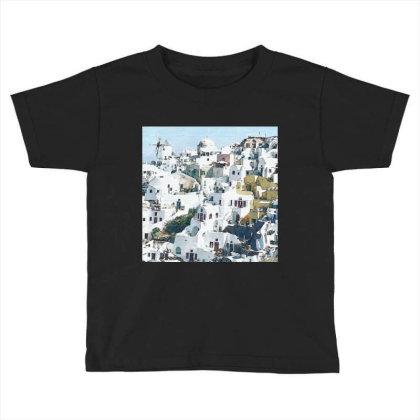 Greece Toddler T-shirt Designed By Artango