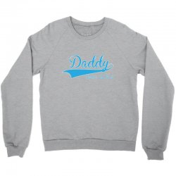 daddy since 2016 Crewneck Sweatshirt | Artistshot