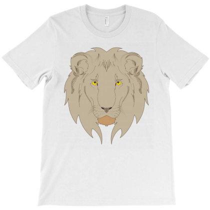 Lion T-shirt Designed By Emardesign