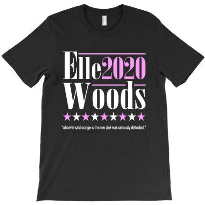 Elle Woods 2020 T-shirt Designed By Faical