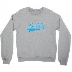 daddy since 2012 Crewneck Sweatshirt   Artistshot