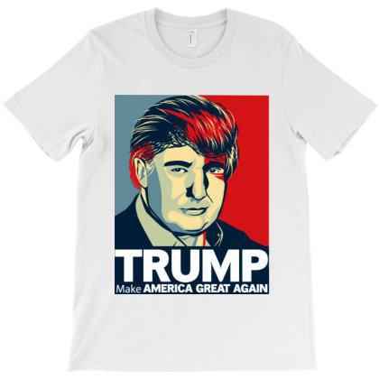 Trump Make America Great Again T-shirt Designed By Jober