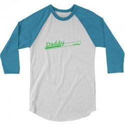 daddy loading 3/4 Sleeve Shirt | Artistshot