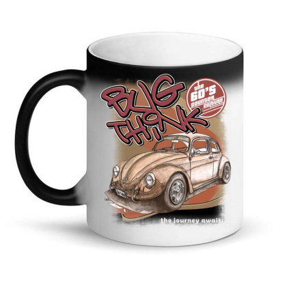 Bug Think Magic Mug Designed By Samkal