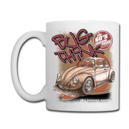 Bug Think Coffee Mug Designed By Samkal