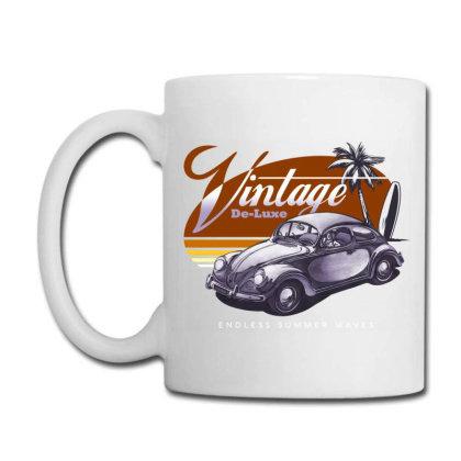 Vintage Deluxe Coffee Mug Designed By Samkal