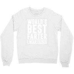WORLD´S BEST FATER I MEAN FATHER | father's day gift Crewneck Sweatshirt | Artistshot