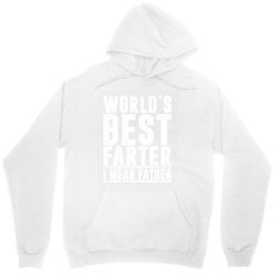 WORLD´S BEST FATER I MEAN FATHER | father's day gift Unisex Hoodie | Artistshot