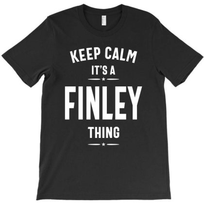 Finley Personalized Name Birthday Gift T-shirt Designed By Cidolopez
