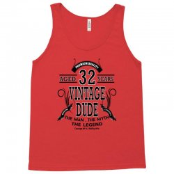 vintage-dud-32-years Tank Top | Artistshot