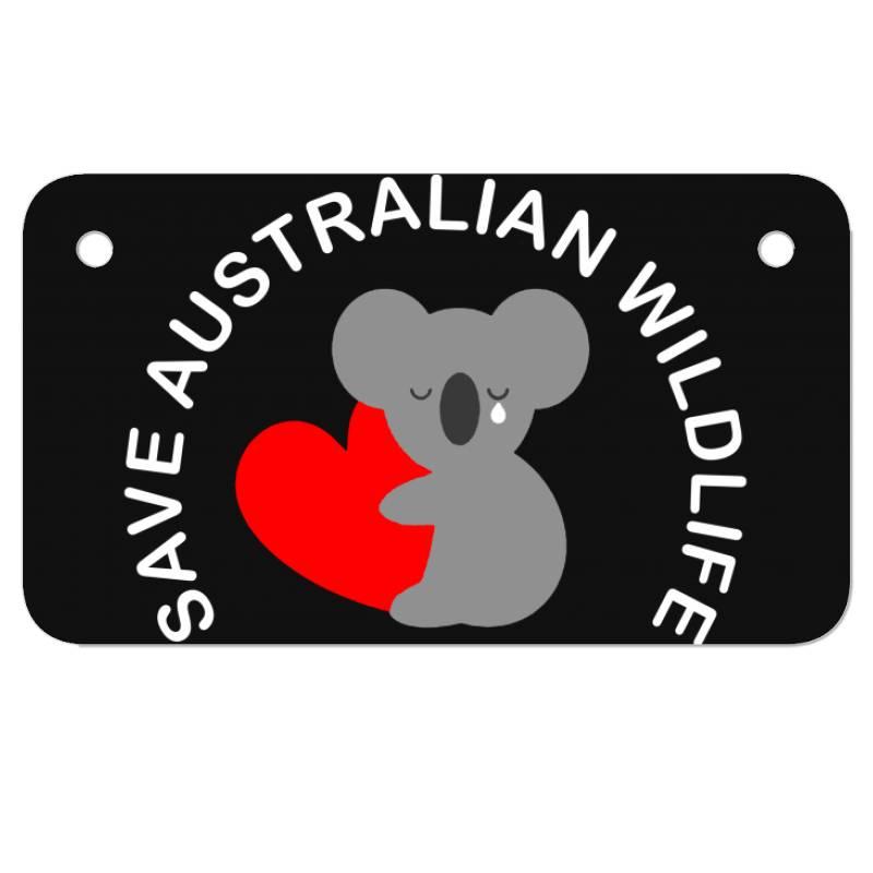 Animal Lovers Arc Motorcycle License Plate | Artistshot