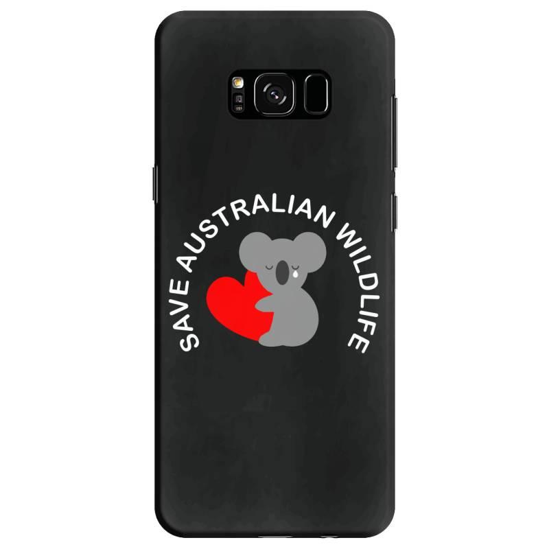 Animal Lovers Arc Samsung Galaxy S8 Case | Artistshot