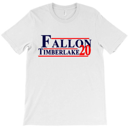 Fallon Timberlake For President 2020 T-shirt Designed By Brave Tees