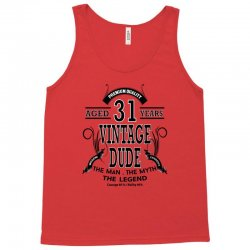 vintage-dud-31-years Tank Top | Artistshot