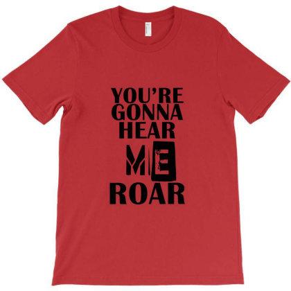 Rise & Roar T-shirt Designed By Ria Amarzhani