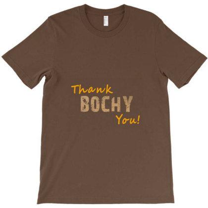 Thank You Boch T-shirt Designed By Ria Amarzhani