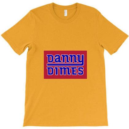 Danny Dimes T-shirt Designed By Ria Amarzhani