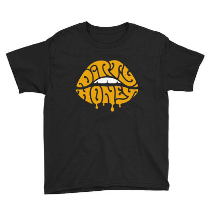 Music Rock Dirty Honey Youth Tee Designed By Brave Tees