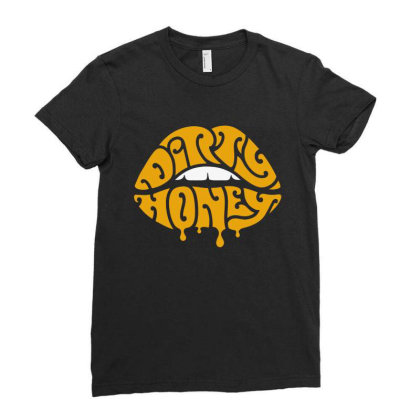 Music Rock Dirty Honey Ladies Fitted T-shirt Designed By Brave Tees